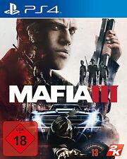 *Mafia III*PS4*Mafia 3*deutsche Version*Neu&OVP*
