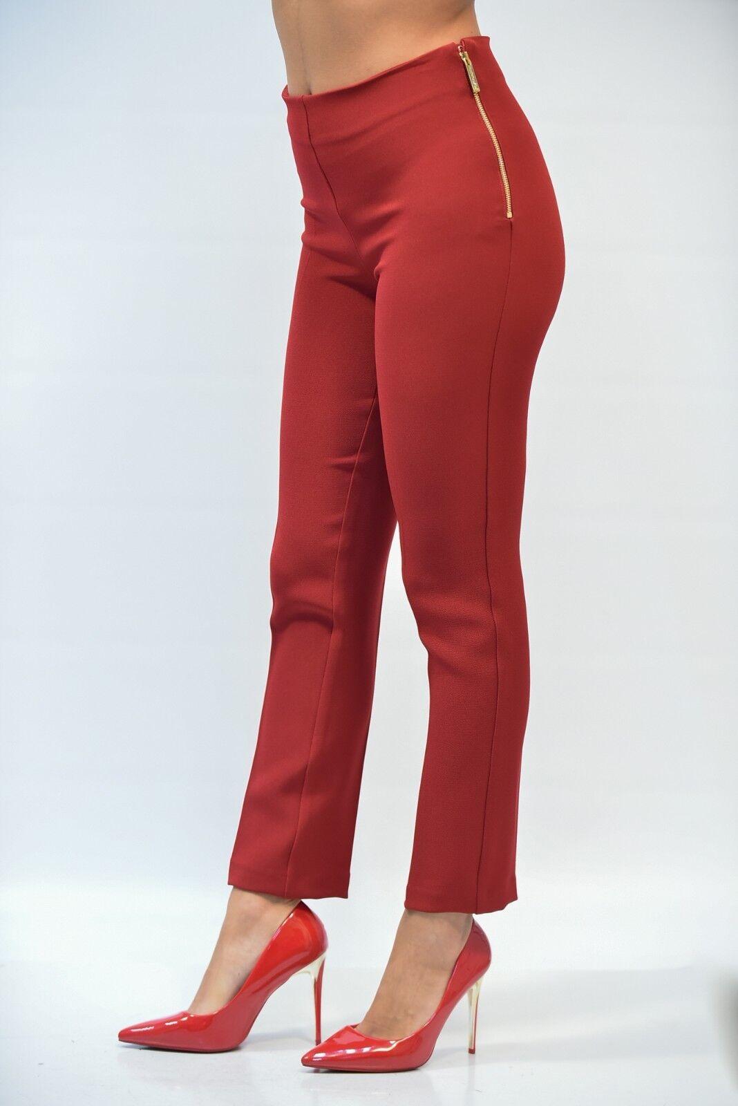 Trouser  166,00 - 50% Cristinaeffe Woman Leonor rot to 2018