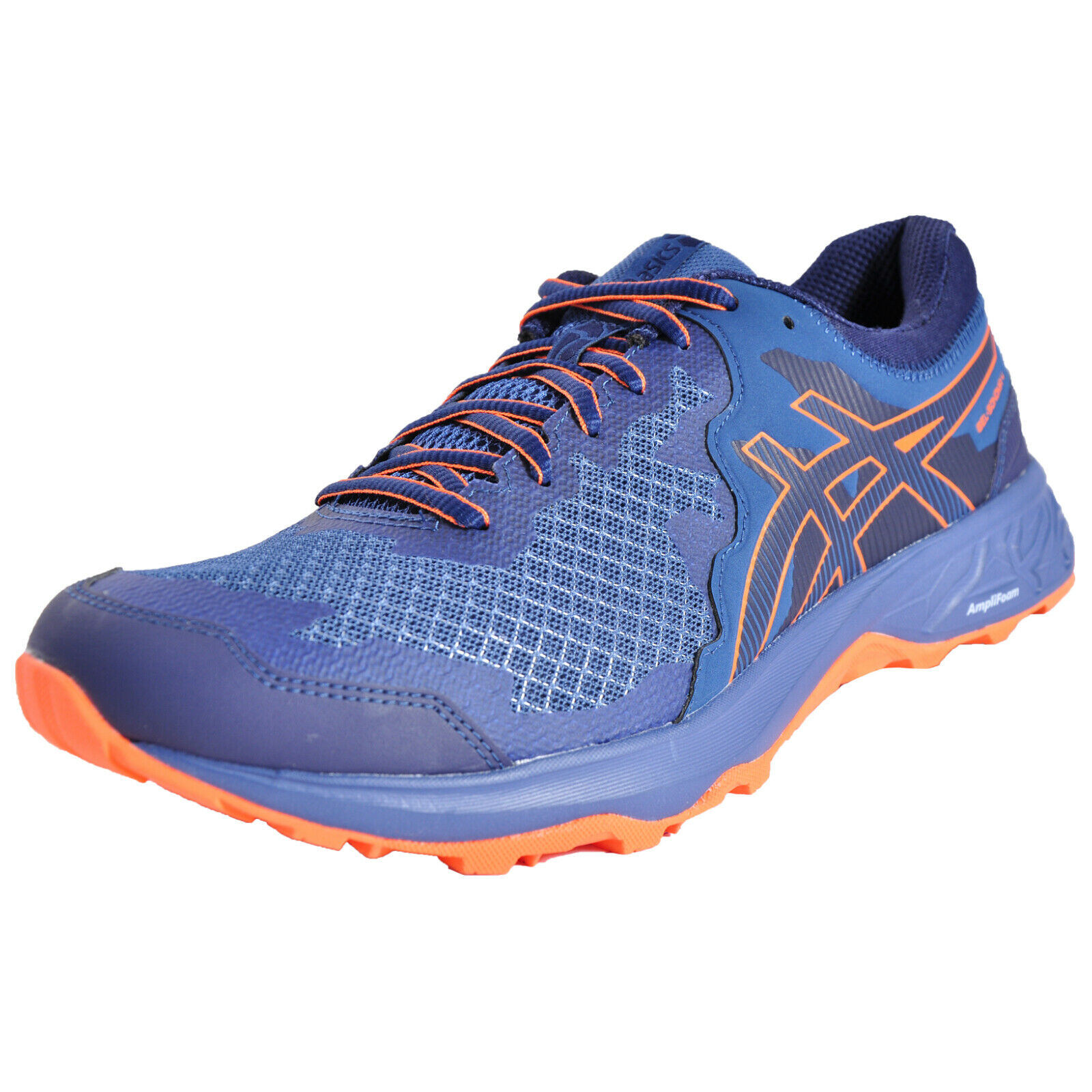 Asics Gel Sonoma 4 Men's All Terrain Trail Running shoes Trainers bluee UK 9 Only