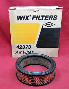 Image is loading Wix-42373-Air-Filter-Lot-of-3