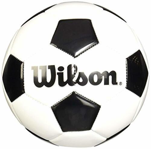 Home Garden Travel Sports Play Wilson Traditional Soccer Ball Football NEW