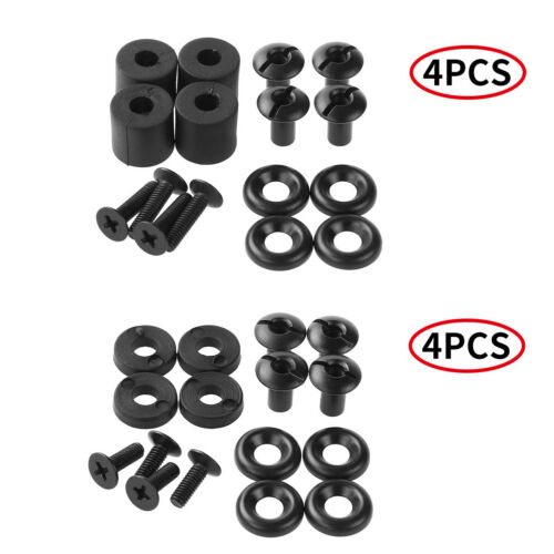 4 Sets Concealment Express Spare Hardware Holsters Screw for Kydex Tuckable New