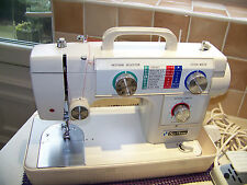 JANOME NEWHOME HEAVY-DUTY MULTISTITCH SEWING MACHINE,SEMI INDUSTRIAL FABRICS