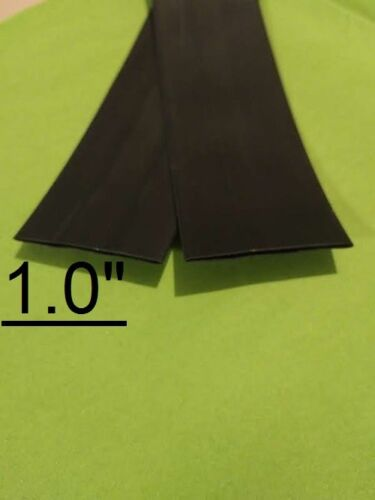 """1.0/"""" inch 25mm TELCO GROUP 1 heat shrink tubing 2:1  polyolefin 5 FOOT"""