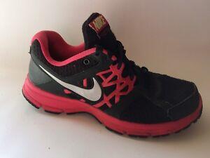 2196e85a8018b Nike Air Relentless 2 Womens 7 M Training Run Shoe 512083 009 Black ...