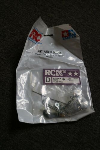 Tamiya 9415271 TA03F PRO Metal Parts Bag D for 58177