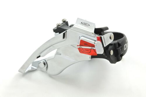 SHIMANO DEORE FD-M530 MTB BIKE FRONT GEAR MECH//DERAILLEUR TOP PULL 34.9mm