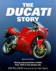 The-Ducati-Story-first-edition-1996-Ian-Falloon-brand-new-author-signed