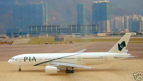 ahorra hasta un 50% Pakistan Airlines B777-240ER (AP-BGJ), 1 1 1 400 Gemini Jet  comprar ahora