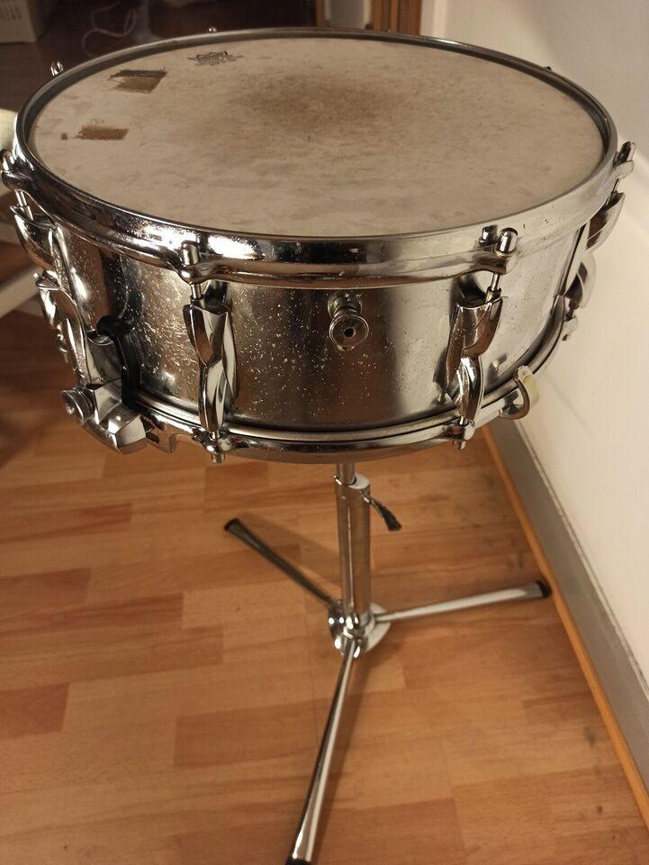 Lilletromme, 14x5 Premier 2000 Aluminium