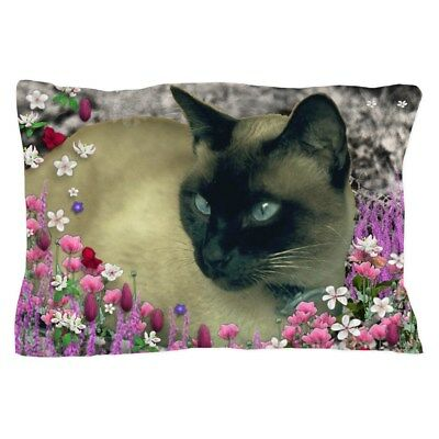 "1295751772 CafePress Siamese Cat Gifts Standard Size Pillow Case 20/""x30/"""