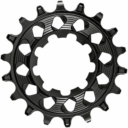 Single Speed Cog HG Spline 18t absoluteBLACK Single-Speed Cog Black