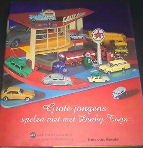 Grote jongens spelen niet met Dinky Toys jubileumuitgave 40 jaar NAMAC