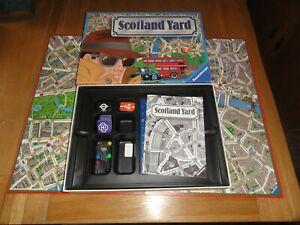 Scotland Yard Board Game - Vintage Edition 1983 Ravensburger