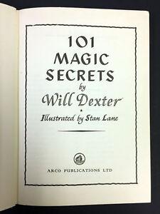 Will-Dexter-101-Magic-Secrets