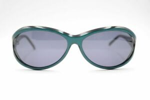 S-Oliver-4254-58-14-Green-Oval-Sunglasses-New