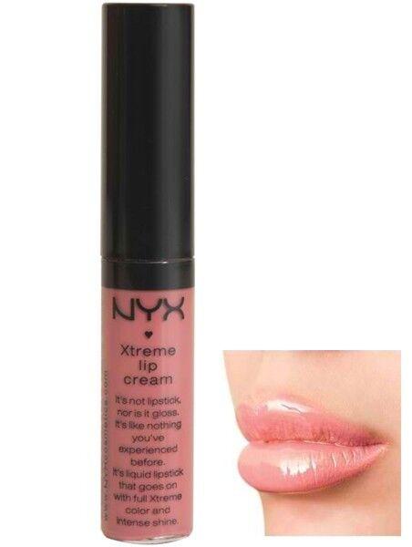 NYX Xtreme Lip Cream- NUDE PEACH FUZZ  XLC11