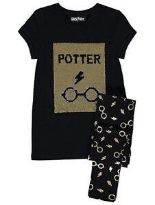 Harry Potter Pigiama a Maniche Corte per Ragazzi Hogwarts