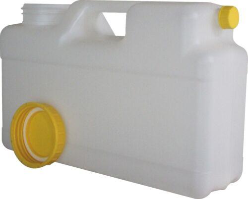Raumsparkanister 12 Liter Weithalskanister Wasserkanister Wohnmobil Trink Wasser