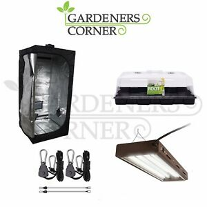 Image is loading Propagation-tent-kit-90-x-60-x-90cm-  sc 1 st  eBay : complete grow tent kits uk - memphite.com