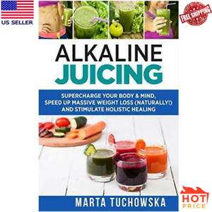 Details about Alkaline Juicing: Supercharge Your Body & Mind, Speed Up  Weight Loss Dr Sebi Mas
