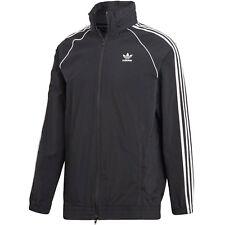 Adidas SST Windbreaker Giacchetto Nero uomo m negro