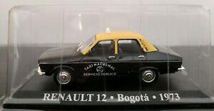 1-43-RENAULT-12-TAXI-BOGOTA-1973-IXO-ALTAYA-ESCALA