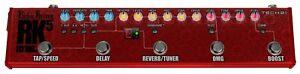 Tech-21-Fly-Rig-Richie-Kotzen-RK5-V2-Sansamp-Guitar-Effects-Pedal