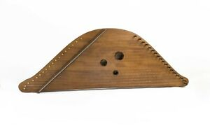 Russian-Harp-18-string-helm-shaped-Gusli-Kantele-Kokle-Psaltery-Zither