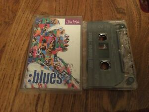 Jimi Hendrix : Blues Cassette Tape 1994 Polydor. 521 037-4. Booklet Inlay.