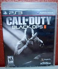 Call of Duty: Black Ops II (Sony PlayStation 3, 2012) ~146