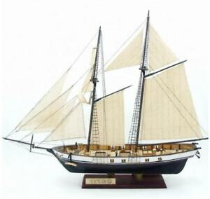 DIY-Ship-Assembly-Model-Classical-Wooden-Sailing-Boat-Scale-Decoration-Wood-Kits