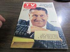 VINTAGE - TV GUIDE JUNE 17 1961 - LAWRENCE WELK -  COVER - EXC