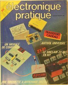 Electronique Pratique N°56 janvier 1983