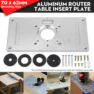Aluminum-Router-Table-Insert-Plate-Rings-For-RT0700C-Trimmer-Woodworking-Bench