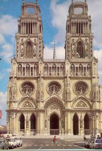 45-TARJETA-POSTAL-ORLEANS-La-catedral-de
