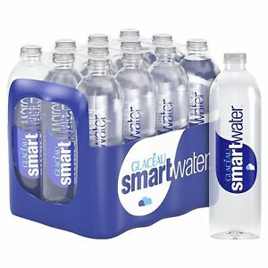Glaceau-Smartwater-Natural-Mineral-Water-Bottle-Plastic-600ml-Pack-of-12