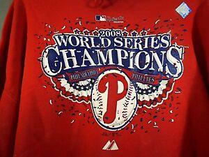 New-MLB-Philadelphia-Phillies-2008-World-Series-Champs-Hoodie-Sweatshirt-2XL