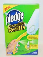 Pledge Duster Plus Spray 5 Disposable Refills Pack Kit Handle Not Included
