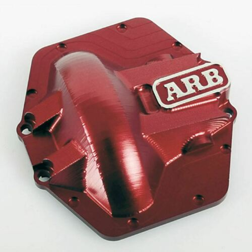 WRAITH, RIDGECREST RC4WD Z-S0352 ARB BLACK DIFF COVER RED FOR AXIAL WRAITH