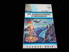 FNA 446 Pierre Barbet : Les conquistadors d'Andromède