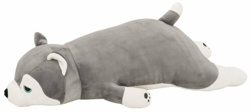 "48769-72 from Japan M LivHeart Nemu Nemu Animals Husky /""Mint/"" Body Pillow"
