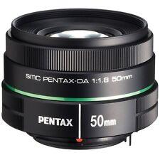 Pentax smc DA 50mm f/1.8 Lens