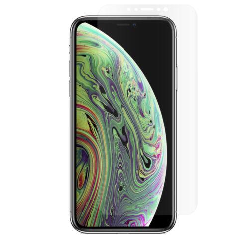 3d curved full cover lámina protectora pantalla Lámina vorgebogen Apple iPhone XS