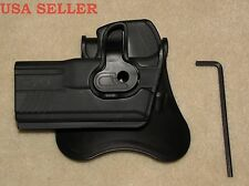 Locking Taurus Holster for PT 809/ 840/ 845 Right Hand Paddle