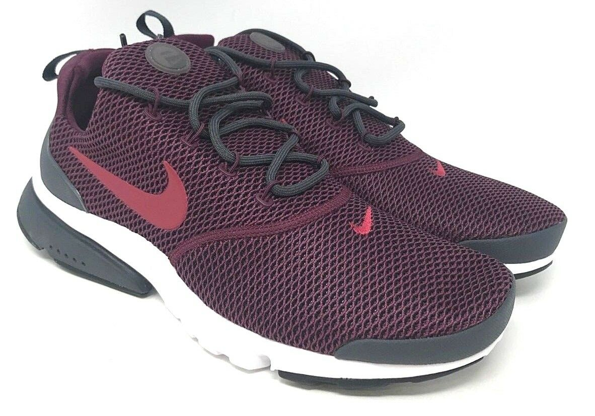 Nike Presto Fly SE Bordeaux Noble Red-Anthracite