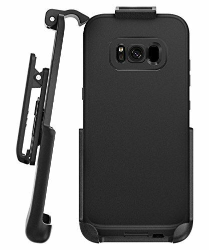 low priced dce3d 5ba92 Samsung Galaxy S8 Black Encased Belt Clip Holster 180 for Lifeproof Fre Case