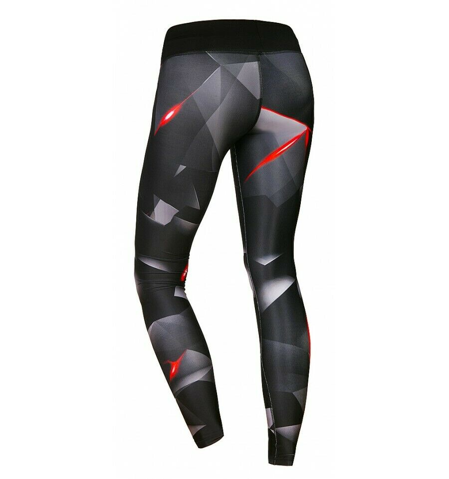Leggings sporthose gamer bunt damenhose fitness freizeit Gr. XL  | Kunde zuerst