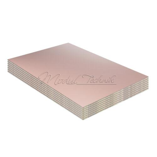 10*15cm 100mm*150mm 10cmx15cm Single PCB Copper Clad Laminate Board FR4