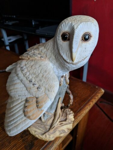 1997 The Barn Owl